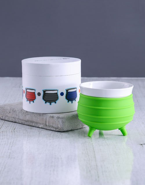 birthday: Lime Potjie Pot And Gourmet Gift!