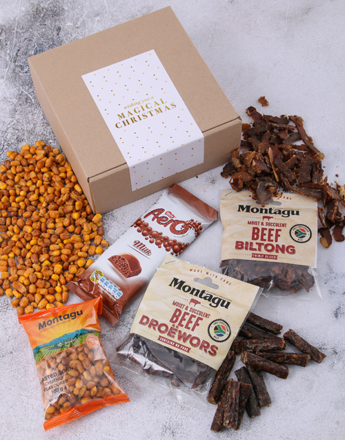 christmas: Magical Christmas Gourmet Combo Box!