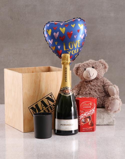 valentines-day: Love Man Crate!
