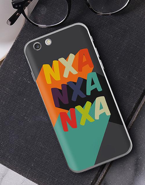 personalised: Nxa iPhone Cover!