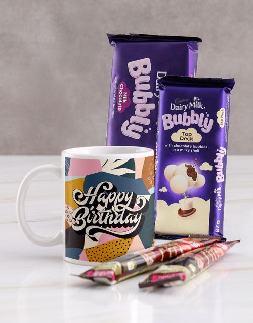 homeware: Happy Birthday Mug Hamper!