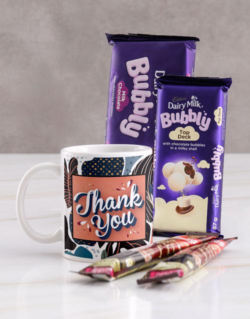 year-end: Thank You Mug Hamper!