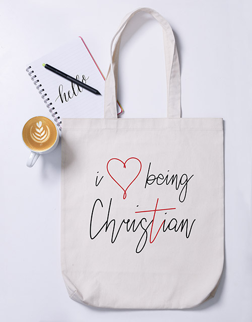 prices: Christian Tote Bag!