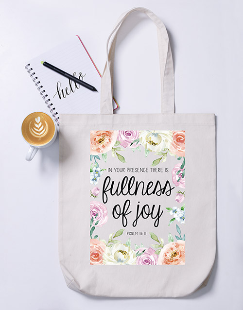 prices: Fullness Tote Bag!