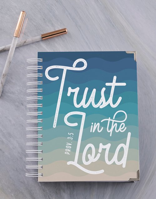 christmas: Trust In The Lord Journal!