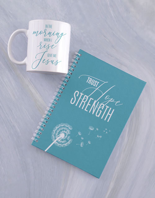 mothers-day: When I Rise Notebook Set!