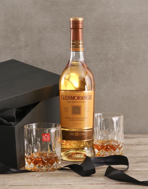 birthday: Glenmorangie Whisky Gift Set!