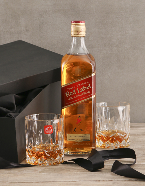 fathers-day: Johnnie Walker Red Gift Set!