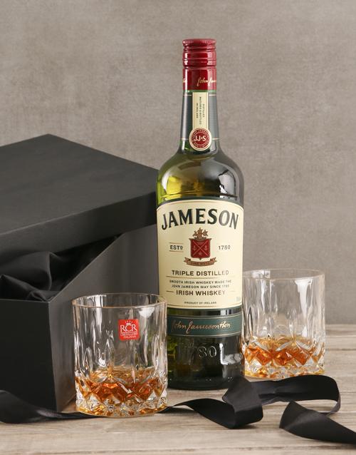 birthday: Jameson Gift Set!