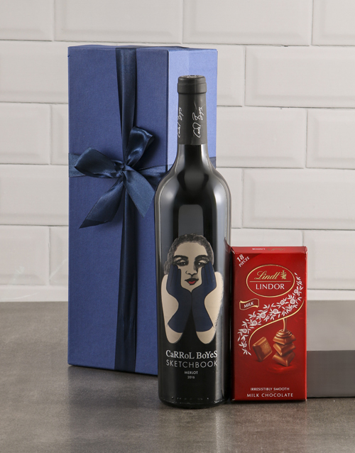 mothers-day: Carrol Boyes Merlot Duo Gift Box!
