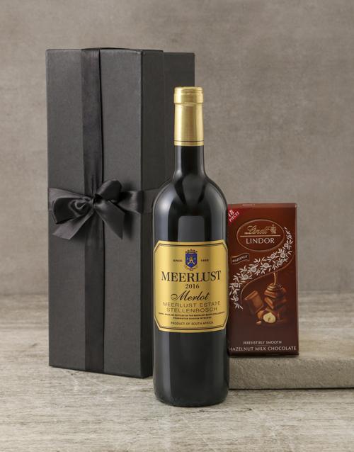 valentines-day: Meerlust Merlot Duo Gift Box!