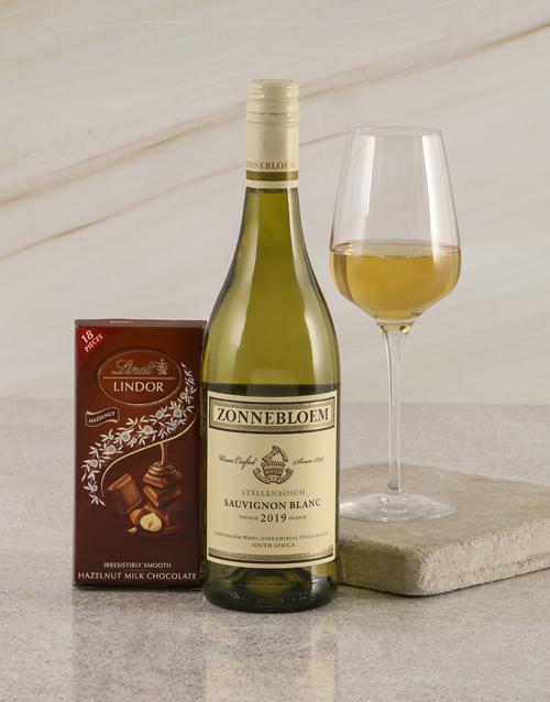 fine-alcohol: Zonnebloem Sav Blanc Duo Gift Box!