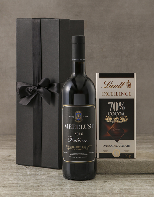 wedding: Meerlust Rubicon Duo Gift Box!