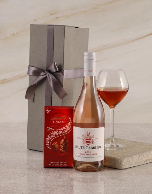valentines-day: Haute Cabriere Pinot Noir Duo Gift Box!