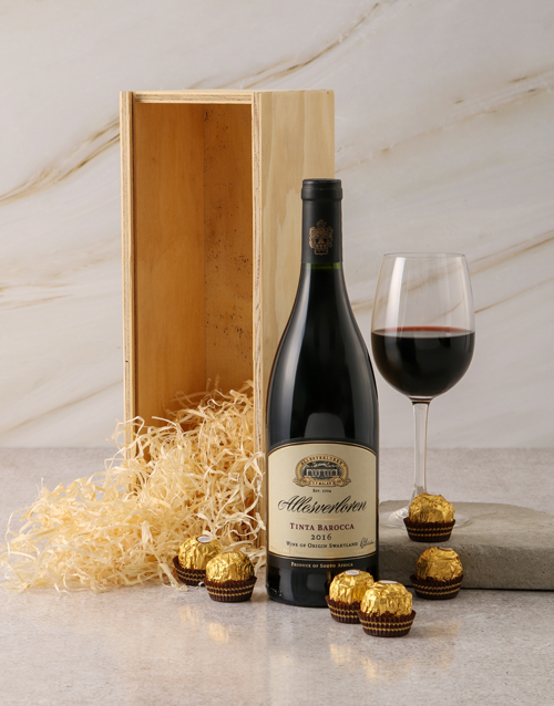 christmas: Allesverloren and Ferrero Rocher Gift Box!