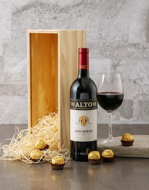 christmas: Nederberg and Ferrero Rocher Gift Box!
