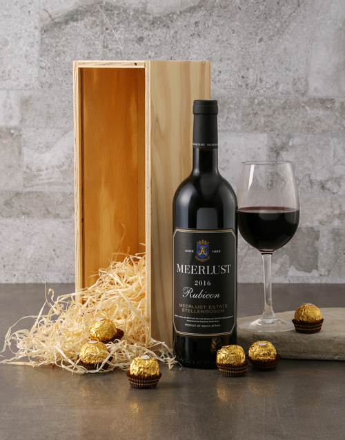 christmas: Meerlust and Ferrero Rocher Gift Box!
