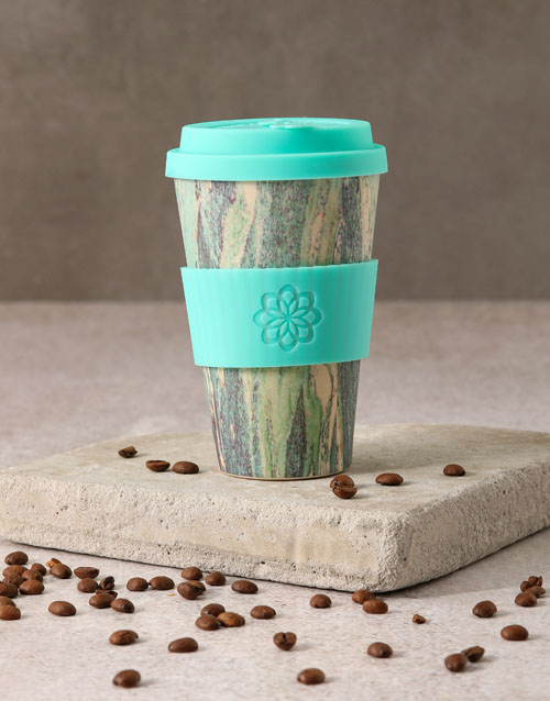 anniversary: Blue Marble Travel Eco Cup!