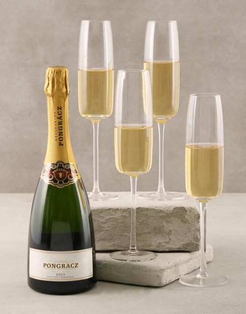 birthday: Carrol Boyes Lumina Champagne Flute Set!