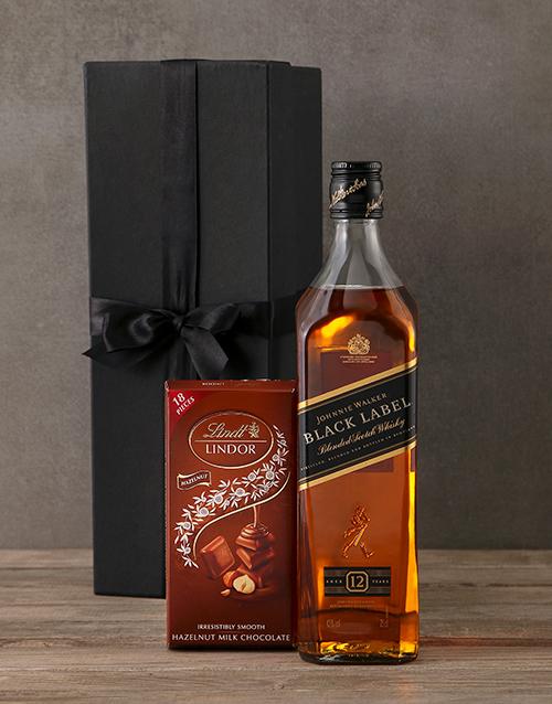 christmas: Johnnie Walker Black Gift Box!