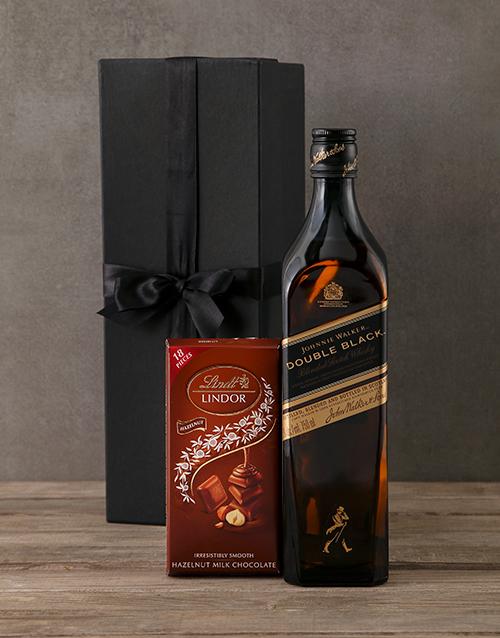 grandparents-day: Johnnie Walker Double Black Gift Box!