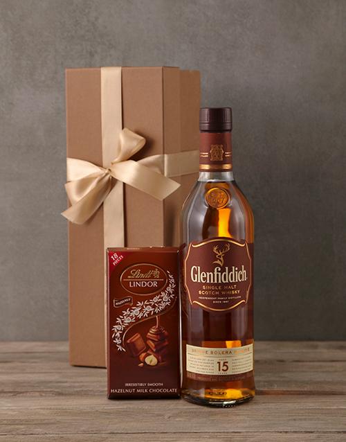 birthday: Glenfiddich 15 Year Gift Box!