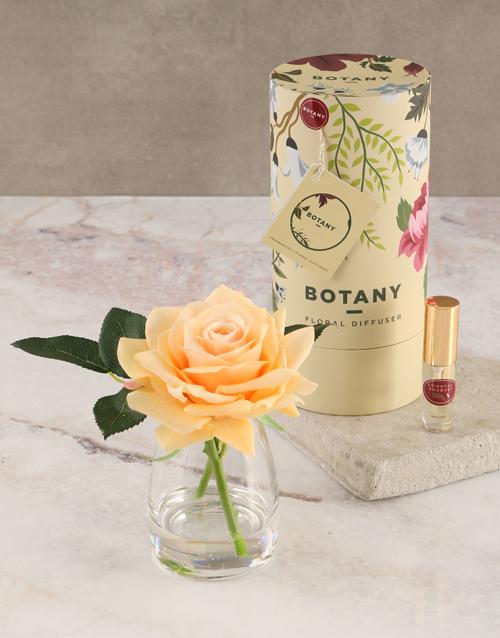 bath-and-body: Botany Small Peach Silk Rose Diffuser!