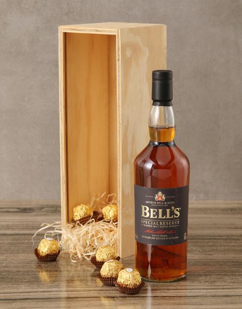 rosh-hashanah: Bells Special Reserve Pure Malt Crate!