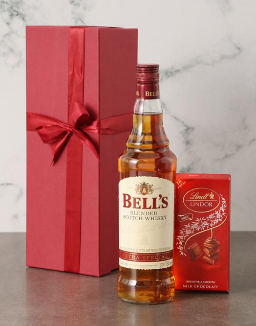 christmas: Bells Whisky Set!