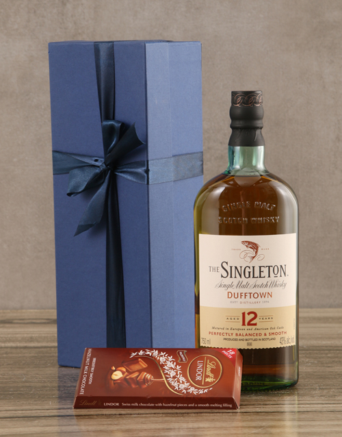 black-friday: The Singleton Twelve Year Whisky Set!