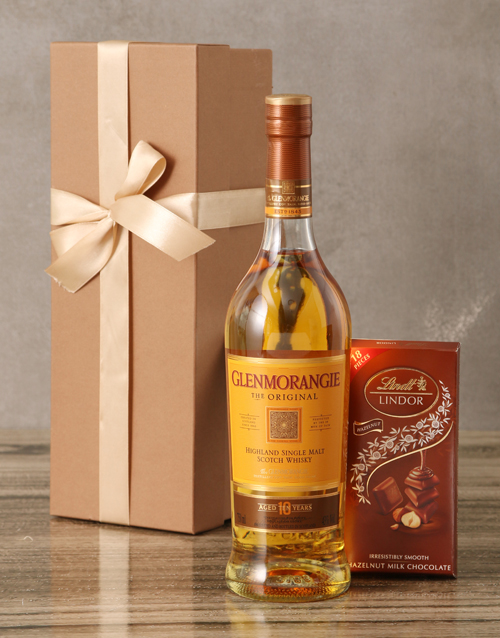 christmas: Glenmorangie Whisky Set!
