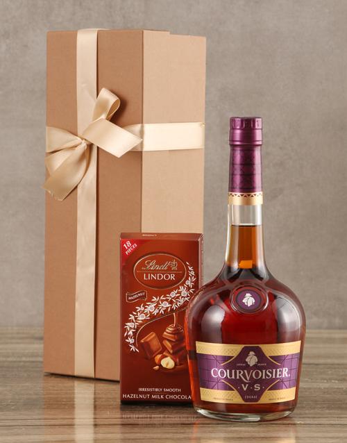 fine-alcohol: Courvoisier VS Cognac Set!