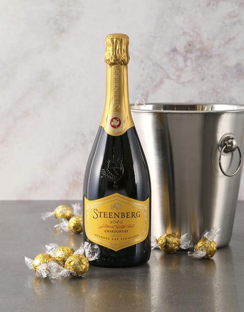 mothers-day: Steenburg Chardonnay MCC Gift Hamper!