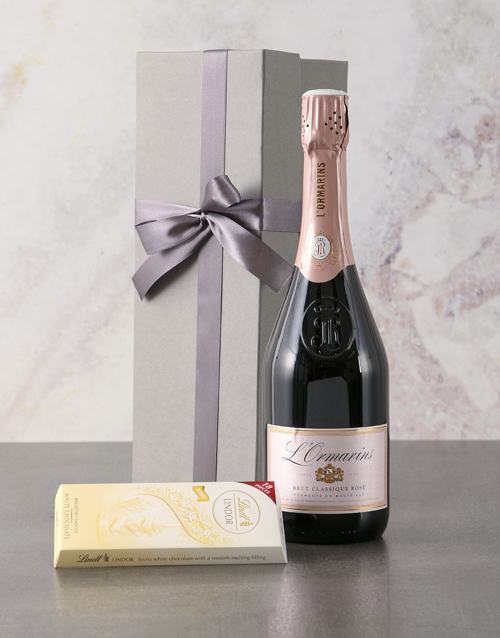 mothers-day: LOrmarins Rose Gift Hamper!