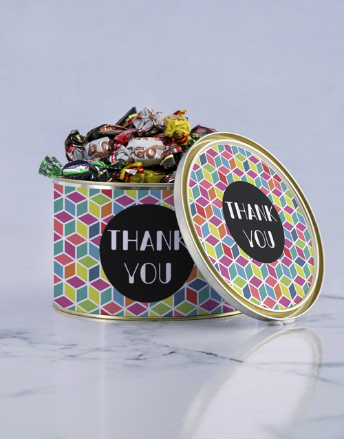 domestic-workers-week: Thank You Treat Tin!