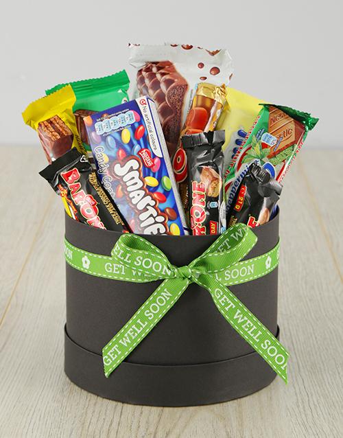 chocolate: Get Well Nestle Hamper!