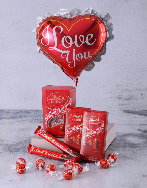 valentines-day: Love You Lindt Hamper!