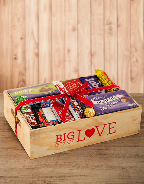 chocolate: Assorted Chocolate Crate!