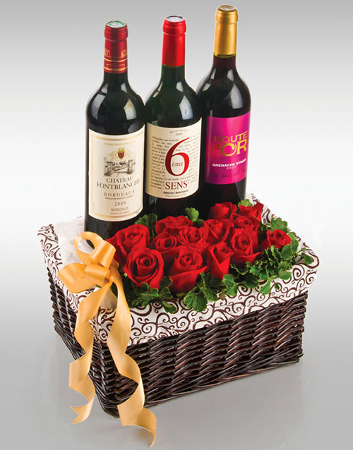 gifts: Days of Wine and Roses!