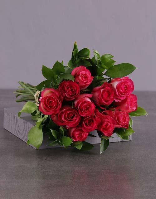 flowers: Cerise Rose Magic!