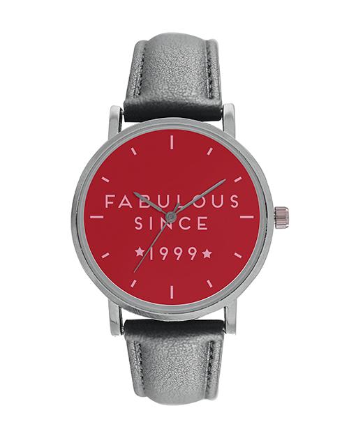 christmas: Ladies Fabulous Since Personalised Watch!