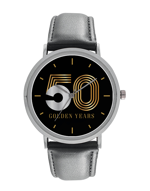 digitime: Personalised Golden Years Watch!