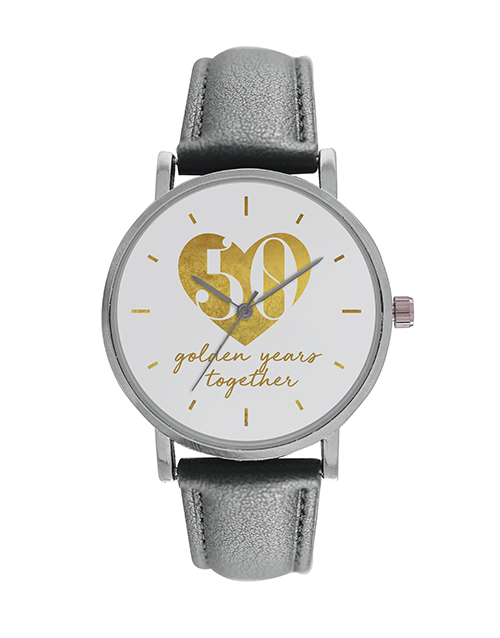 digitime: Personalised Golden Years Together Watch!