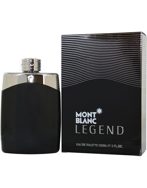 perfume: Mont Blanc Legend EDT!