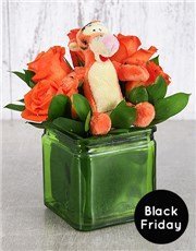 Picture of Tigger Rose Arrangement!