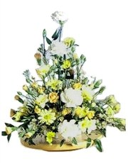 Picture of Bouquet of Mini Yellow Gerberas!