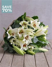Picture of St Joseph Lily Bouquet!