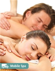 Picture of Sheer Bliss Double Up Massage!