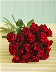 Picture of Red Premium Rose Bouquet!