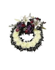 Picture of Sympathy Funeral Wreath!